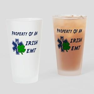 Irish EMT Property Pint Glass