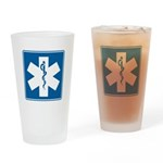EMT EMS Paramedics Drinking Glass