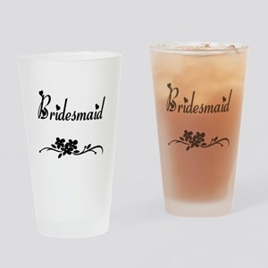 Classic Bridesmaid Pint Glass