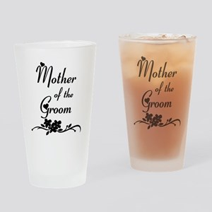 Mother of the Groom Pint Glass