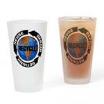 Recycle World Drinking Glass