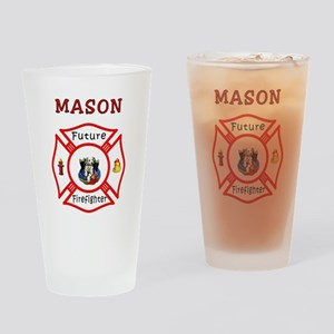 Mason Pint Glass