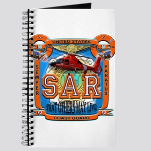 USCG Coast Guard SAR Journal