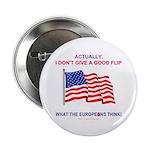 Pro-America Button