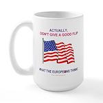 Pro-America Large Mug