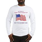Pro-America Long Sleeve T-Shirt