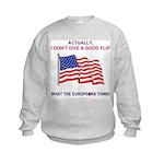Pro-America Kids Sweatshirt