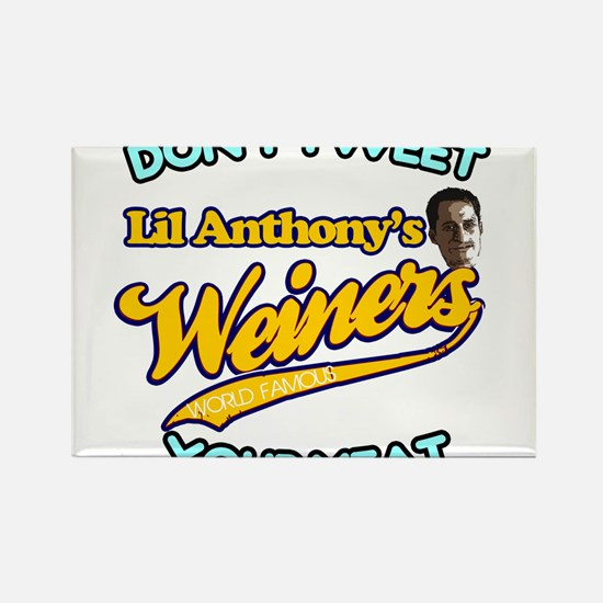 Weinergate 2011 Rectangle Magnet