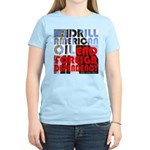 American Oil Wmns Light Tee