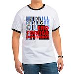 American Oil Ringer T-Shirt