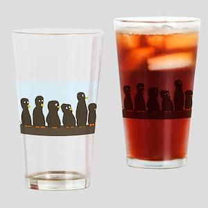 Easter Island Pint Glass