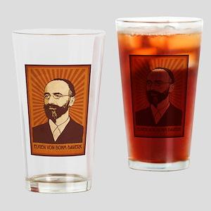 Bohm-Bawerk Pint Glass