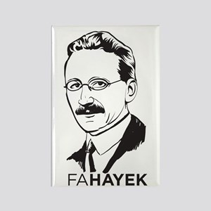 Hayek Rectangle Magnet