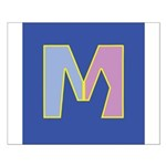 M is for Traditional Marriage Small Poster