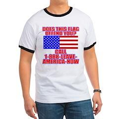 Patriotic or Leave America T