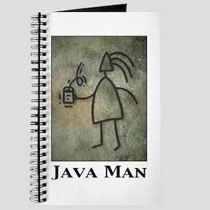 Java Man Journal