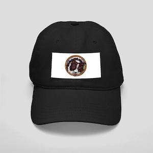 Mac's Redhead Black Cap