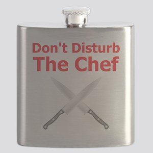 Dont Disturb the Chef Flask