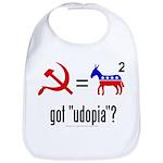 Got Udopia? Bib