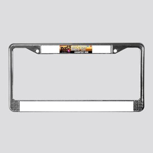 Boots 101 License Plate Frame