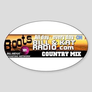 Boots 101 Sticker