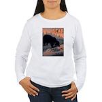 Bear Women's Long Sleeve T-Shirt