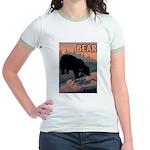 Bear Jr. Ringer T-Shirt