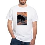 Bear White T-Shirt