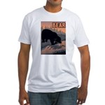 Bear Fitted T-Shirt
