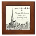 Settembrini & Schock Framed Tile