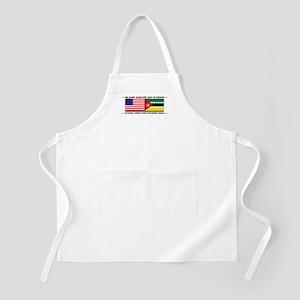 USA - Mozambique BBQ Apron