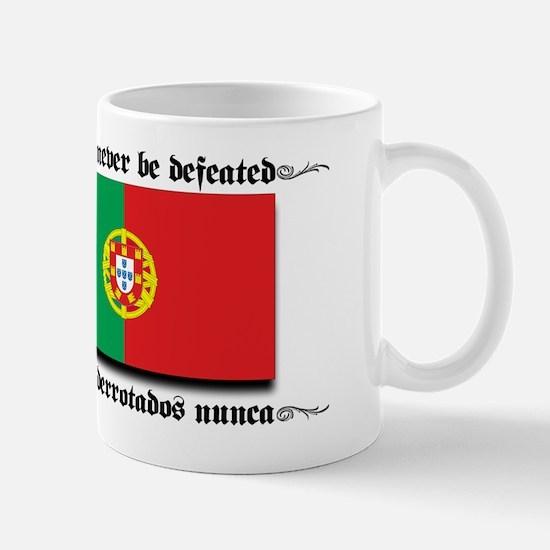 USA - Portugal Mug