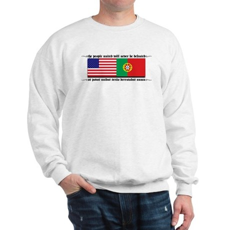 USA - Portugal Sweatshirt