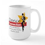 Dance Connection Large Mugs
