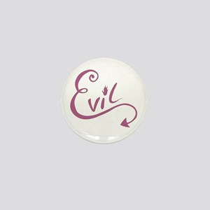 Evil !! Mini Button