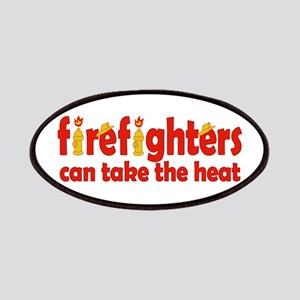Firefighters Can Take the Heat Patches