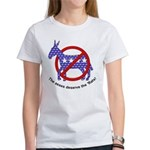 Anti-Democrat Women's T-Shirt