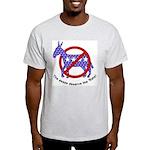 Anti-Democrat Light T-Shirt