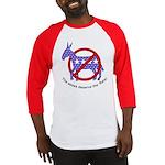 Anti-Democrat Baseball Jersey