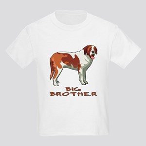 Big Brother St. Bernard Kids T-Shirt