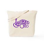 Lakewood Logo Tote Bag