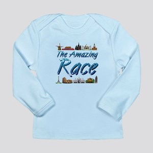 The Amazing Race Long Sleeve Infant T-Shirt