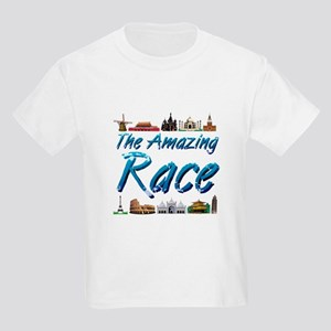The Amazing Race Kids Light T-Shirt