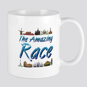 The Amazing Race Mug