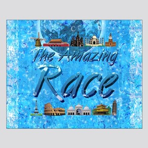 Amazing Race Small Poster