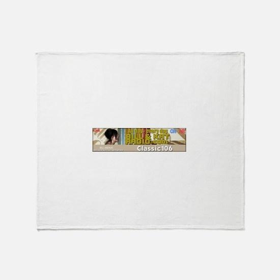 Classics 106 Throw Blanket