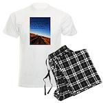 Buddist Proverb Men's Light Pajamas