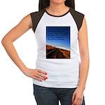 Buddist Proverb Women's Cap Sleeve T-Shirt