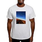 Buddist Proverb Light T-Shirt