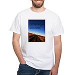 Buddist Proverb White T-Shirt